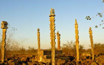 La joie et le cimetière des âges véritables